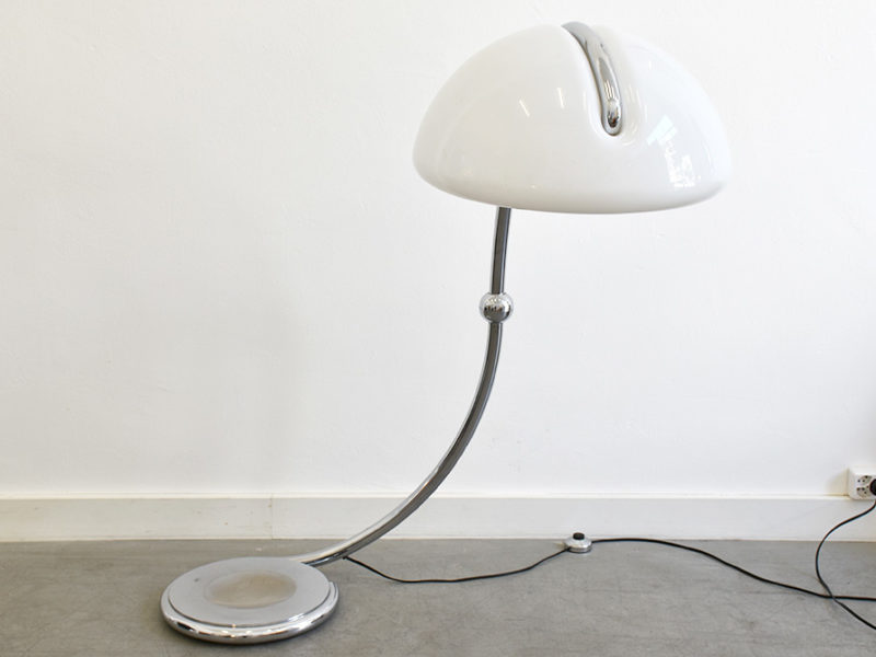 Lampe Serpente, Elio Martinelli, Martinelli Luce