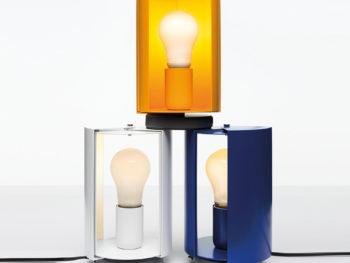 Lampe pivotante à poser, Charlotte Perriand, Nemo