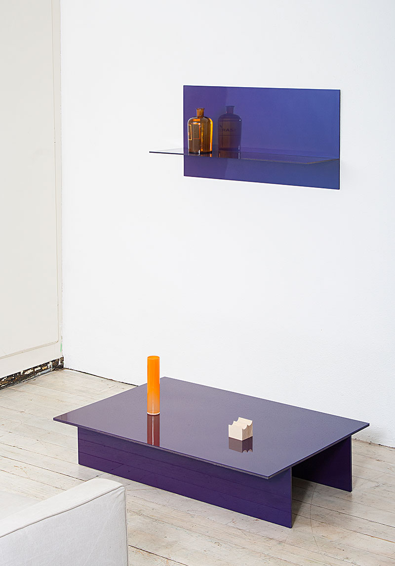 Dimitri Bähler, T-Furniture, 2015