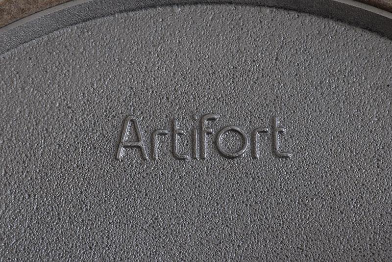 Artifort embossed under the base