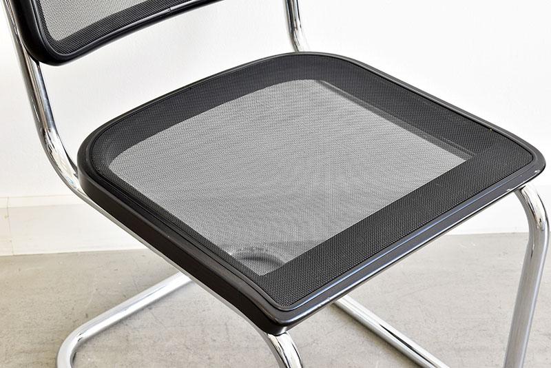 S32N chairs, Marcel Breuer, Thonet