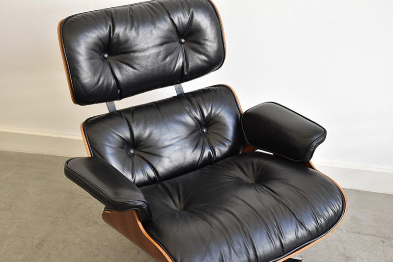 Lounge chair & ottoman, Charles & Ray Eames, Herman Miller