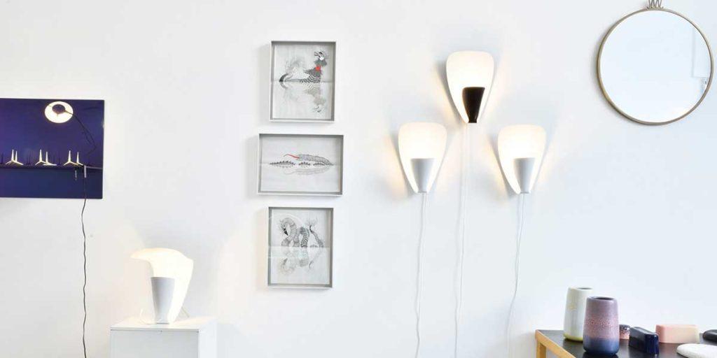 Exposition Lumière et reflexion, Kissthedesign
