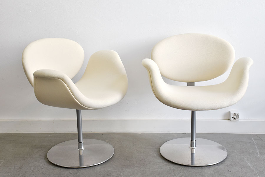 Little Tulip Chairs Pierre Paulin Artifort Vintage