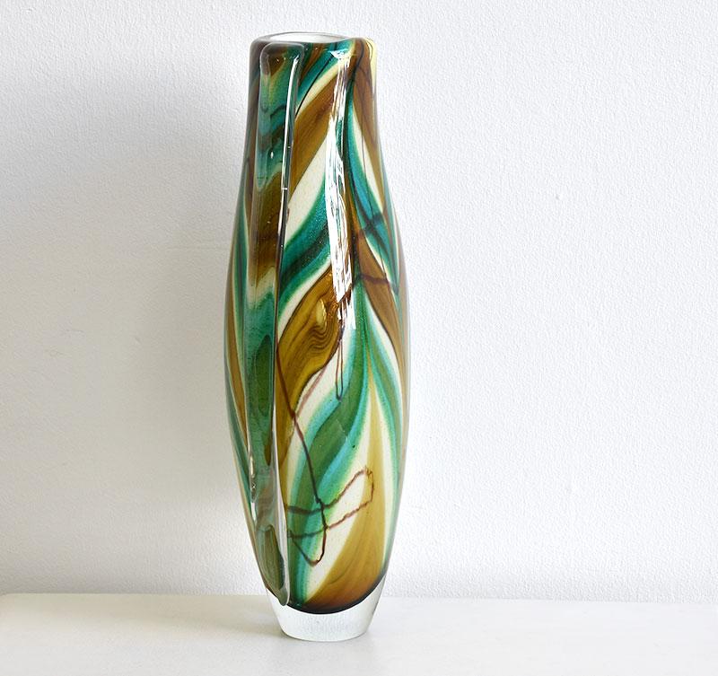 Vase, V. Nason & C, Murano glass