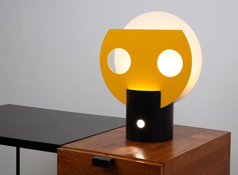 Lampe Soleil, Jean-Louis Avril, Lignes de démarcation