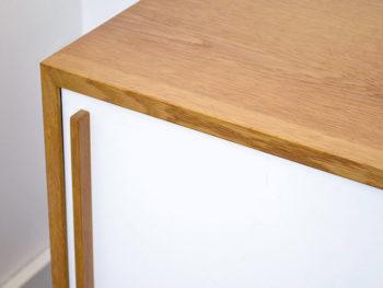 Sideboard schweizer Design, Unikat (Maßarbeit), 1956.