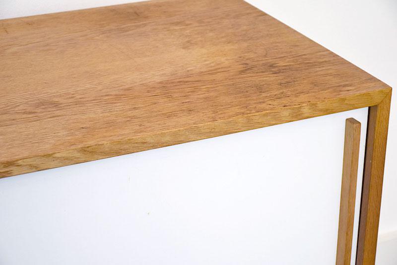 Vintage sideboard, swiss design, 1956