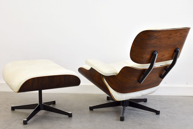 Lounge chair with ottoman (N° 670 & N° 671), Charles & Ray Eames, Vitra, 1956