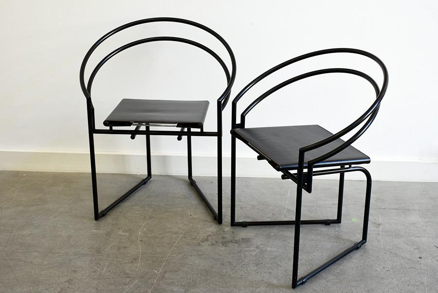 Latonda Stühle Mario Botta Alias Designermöbel Schweiz