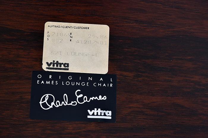 Charles Eames, Vitra