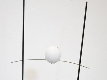 Lampe Ilios, Ingo Maurer et Franz Ringelhan, Design M, 1983