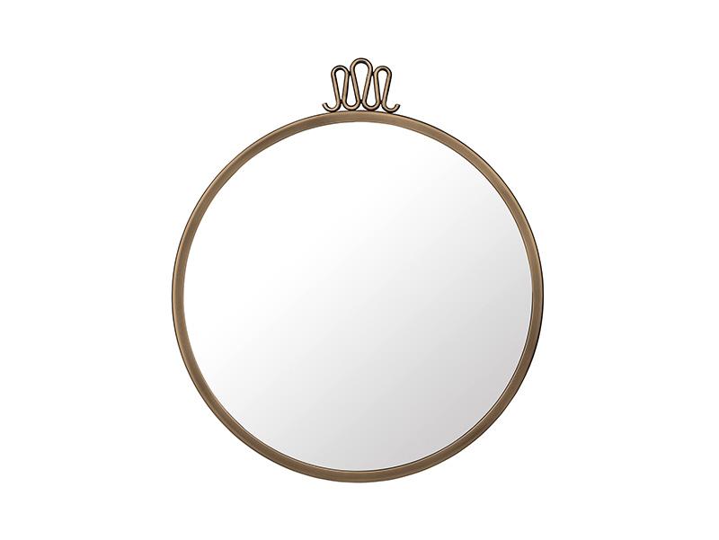 Randaccio mirror, ø 42 cm, Gio Ponti, Gubi