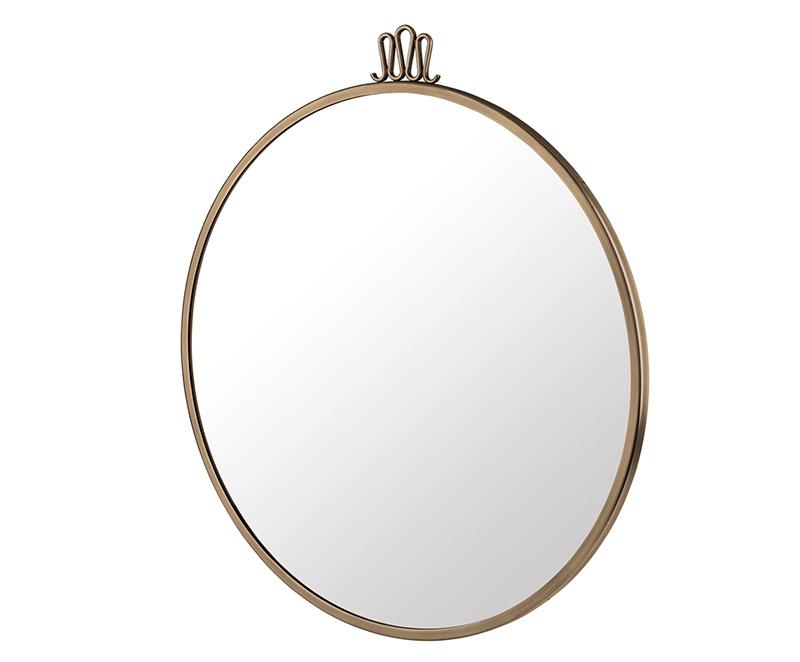 Randaccio mirror, ø 60 cm, Gio Ponti, Gubi