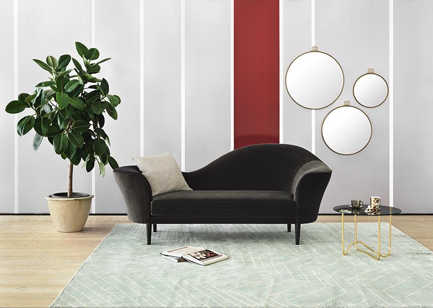 Randaccio Spiegel Design Gio Ponti Gubi Lausanne Suisse
