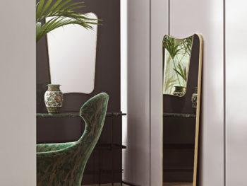 Miroirs F.A.33, Gio Ponti, Gubi