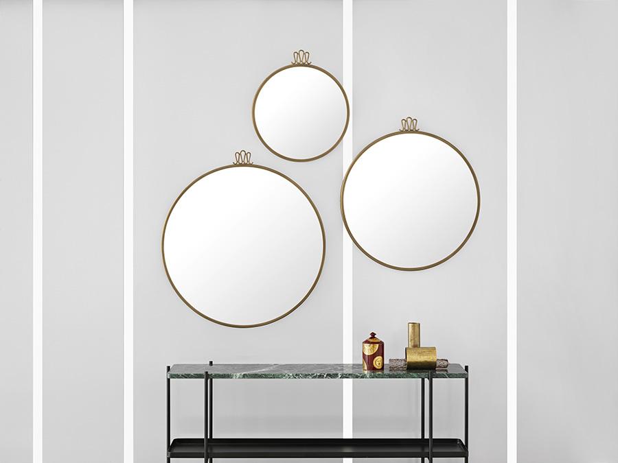 Gubi Spiegel randaccio mirror design gio ponti gubi shop in switzerland