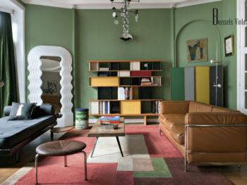 Ultrafragola Spiegel, Mobili grigi, Ettore Sottsass, Poltronova