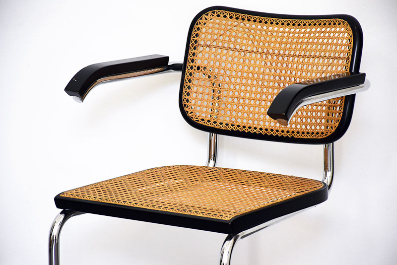 Set of 4 S64 chairs byMarcel Breuer for Thonet