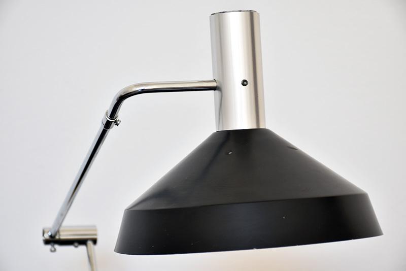 Typ 60 table light, Baltensweiler, 1957.