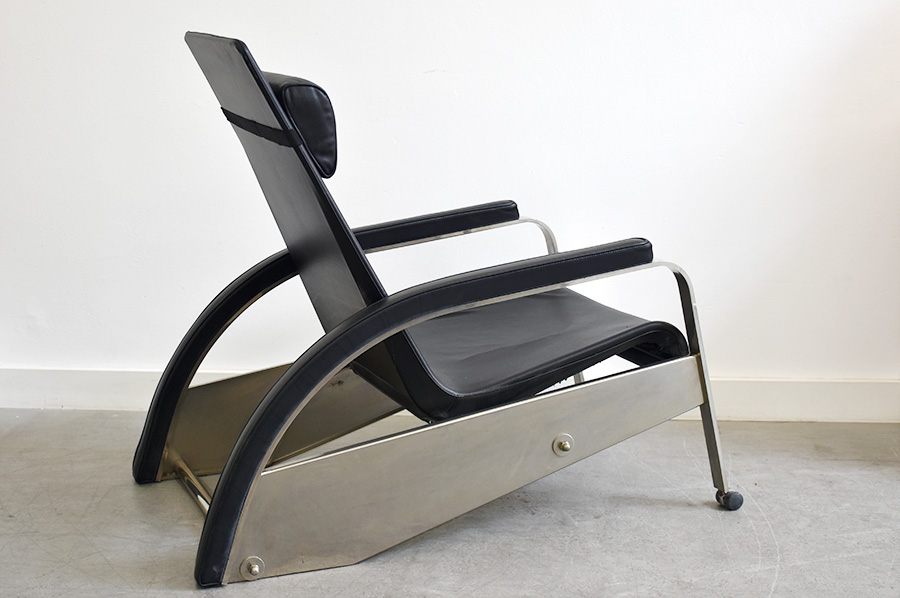 Jean prouve chair for Grand repos chair replica