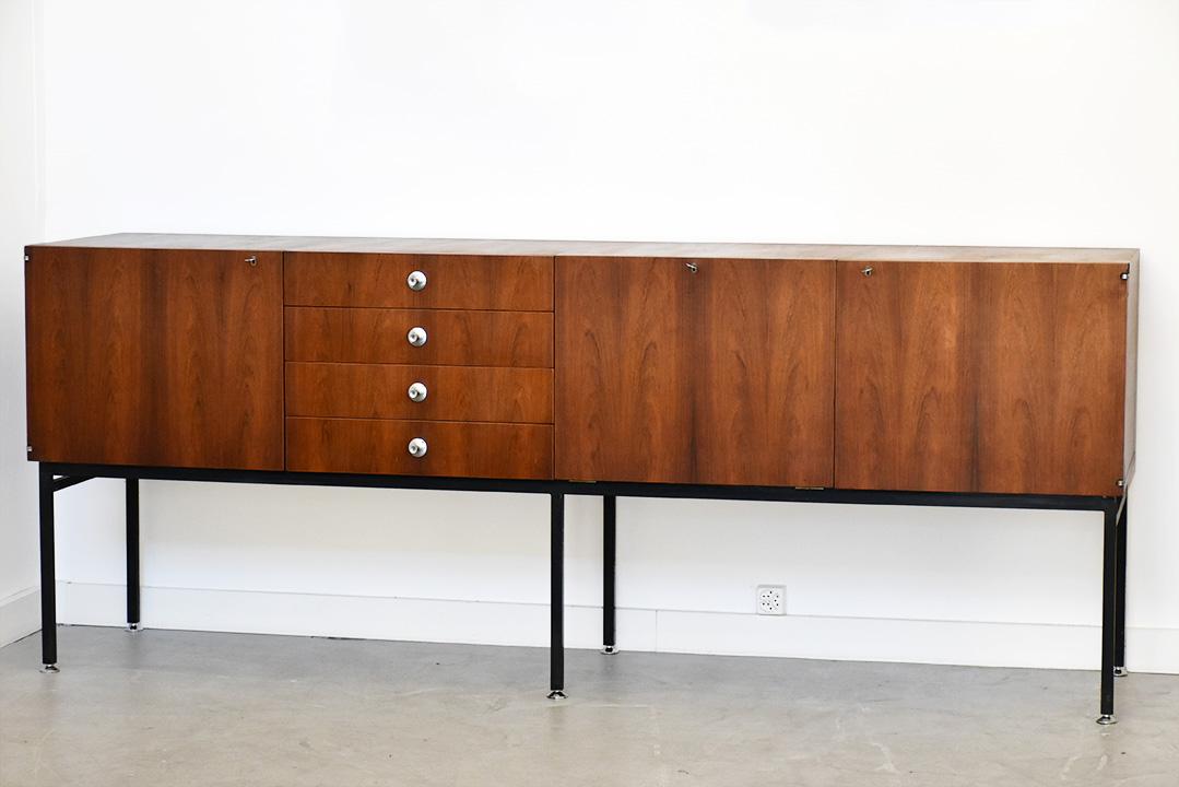 Alain Richard sideboard | Vintage mid century design | Switzerland