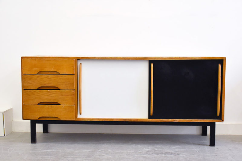 Cansado sideboard, Charlotte Perriand, Steph Simon 1958