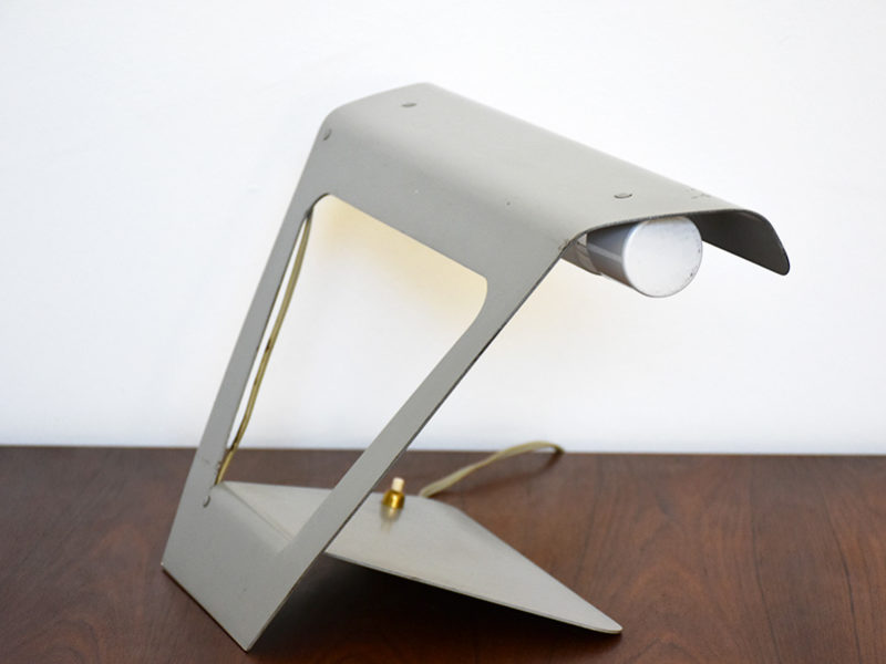 Desk lamp, Charlotte Perriand, Philips, ca. 1950.