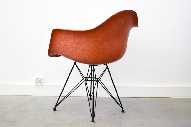 DAR Sessel, Eames, Zenith Transitional