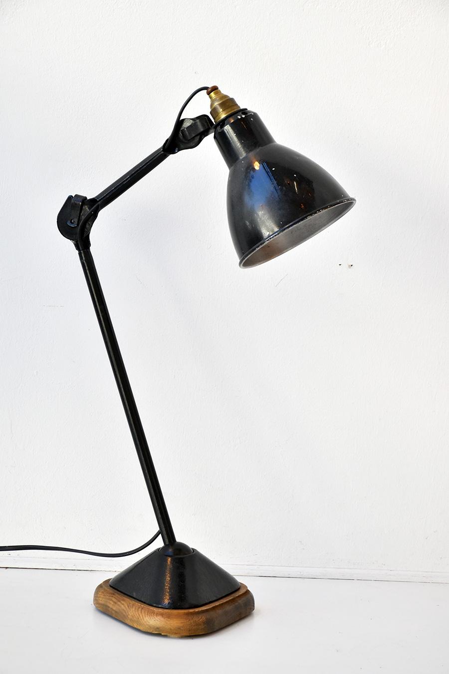 Desk lamp 2016, Bernard-Albin Gras, Didier de Gachons, 1922.