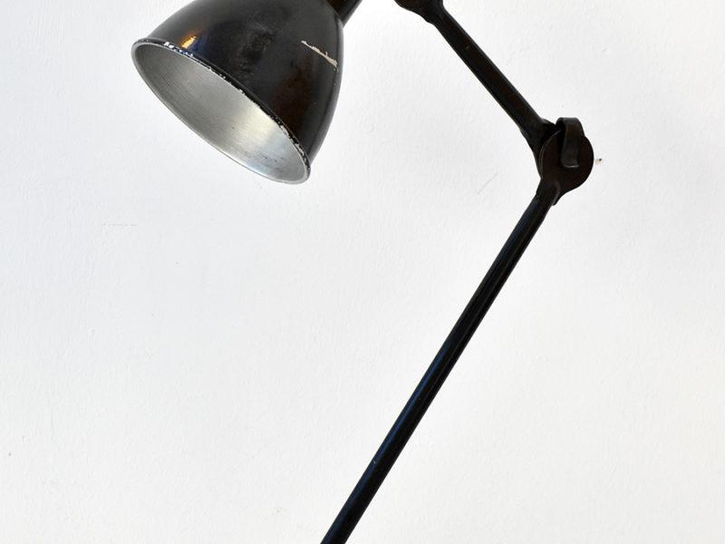 Schreibtischlampe Nr. 206, Bernard-Albin Gras, Didier des Gachons, 1922