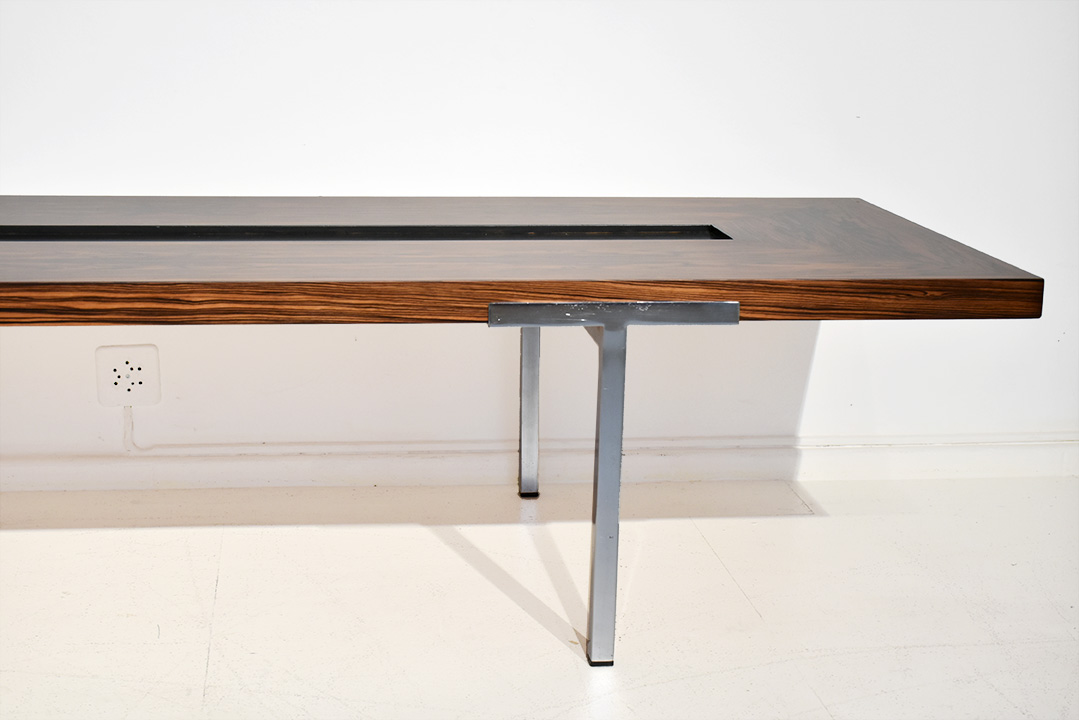 Philippon lecoq table basse laauser design du 20e - Table basse rangements ...