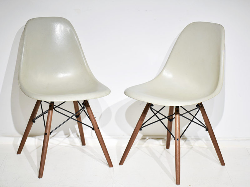 DSW chairs, Charles & Ray Eames, Herman Miller / Vitra