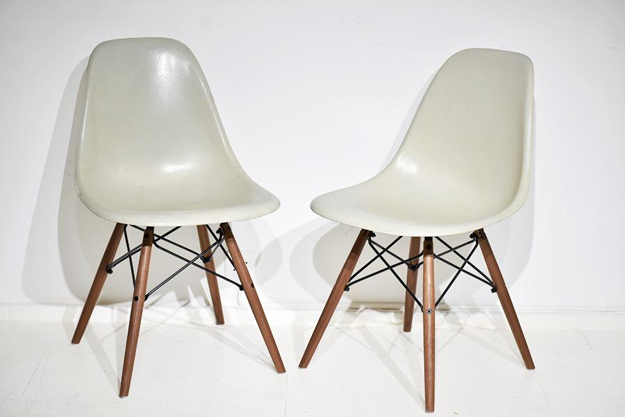 chaises dsw eames herman miller vitra lausanne suisse. Black Bedroom Furniture Sets. Home Design Ideas