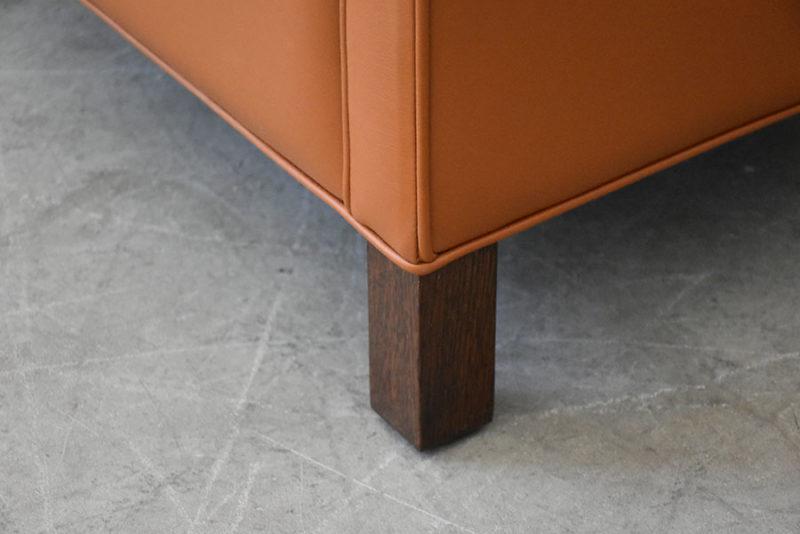 Krefeld armchairs byLudwig Mies Van der Rohe, KnollStudio