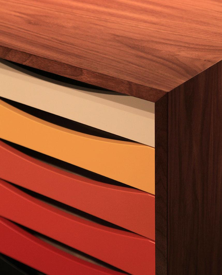 sideboard finn juhl onecollection lausanne suisse. Black Bedroom Furniture Sets. Home Design Ideas