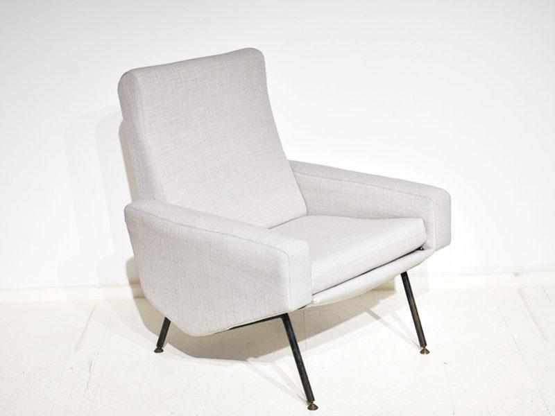 TroÏka armchair, Pierre Guariche, Airborne