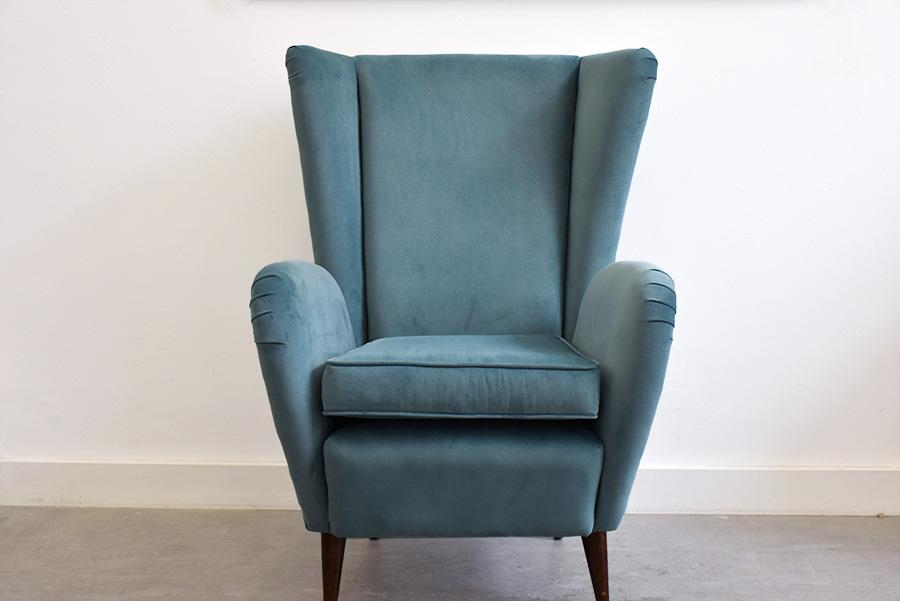 50er jahre sessel paolo buffa stil lausanne schweiz. Black Bedroom Furniture Sets. Home Design Ideas