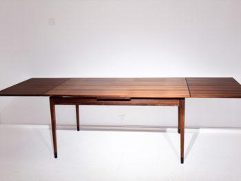 Ausziehbarer Tisch aus Palisanderholz,Niels O. Møller,J.L. Mollers, 1960