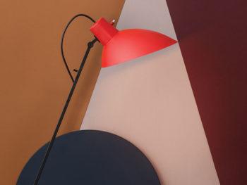 VV Cinquanta Floor, Vittoriano Viganó, Astep. Rouge
