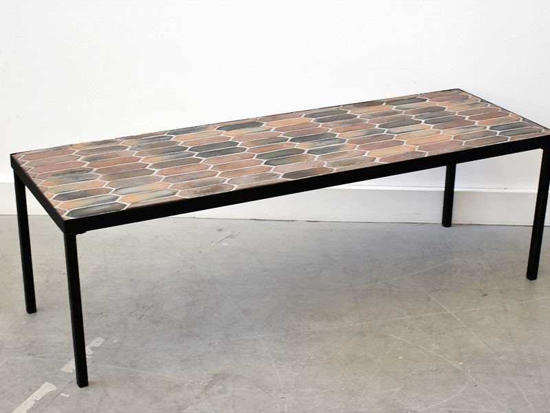 Table basse, Roger Capron, Vallauris, ca. 1960