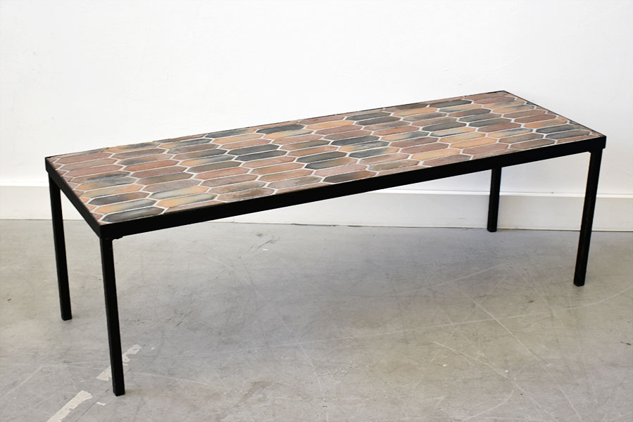 Coffee Table Roger Ca Vallauris 1960