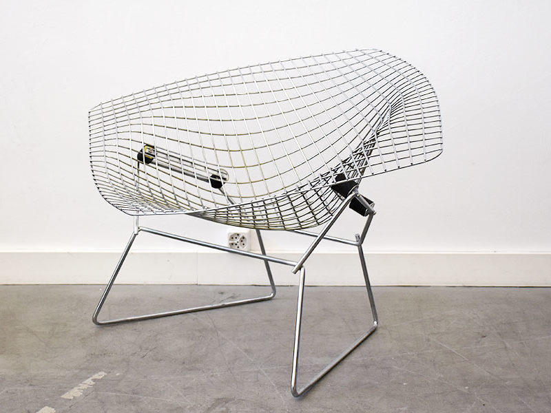 Fauteuil Grand Diamant, Harry Bertoia, Knoll
