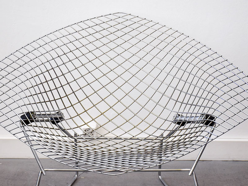 Big Diamond Sessel, Harry Bertoia, Knoll
