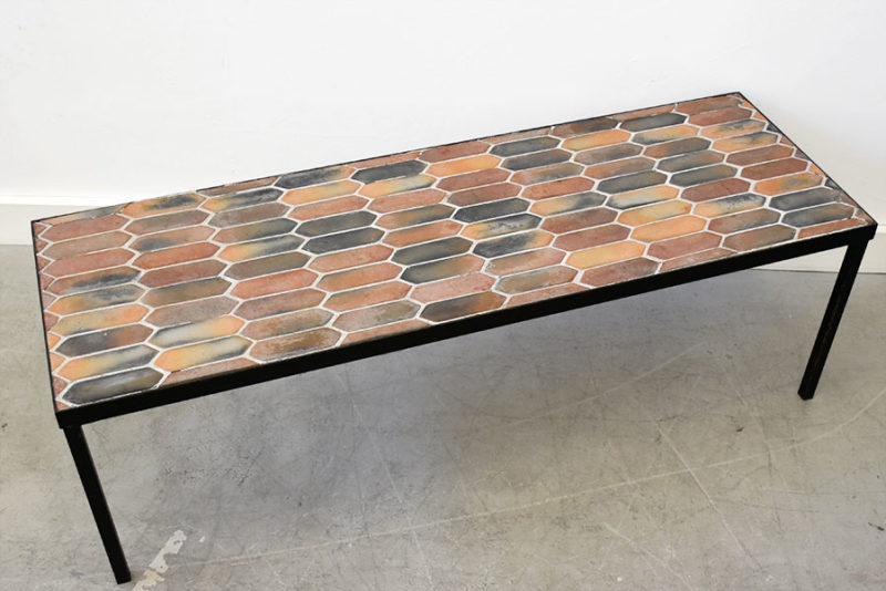 Coffee table, Roger Capron, Vallauris, ca. 1960
