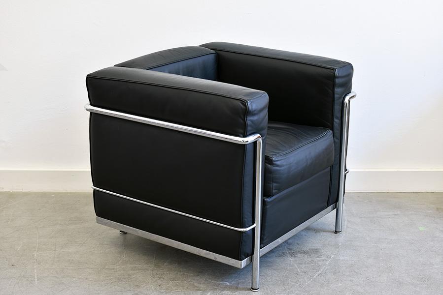LC2 armchair | Le Corbusier | Cassina | 20th century design