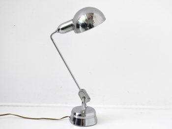 Lampe de table, Charlotte Perriand, Jumo France, 1935