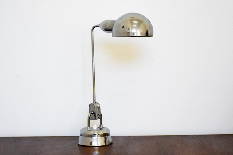 Desk light, Charlotte Perriand, Jumo France, 1935