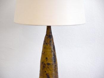 Importante lampe de table, design français, ca. 1950