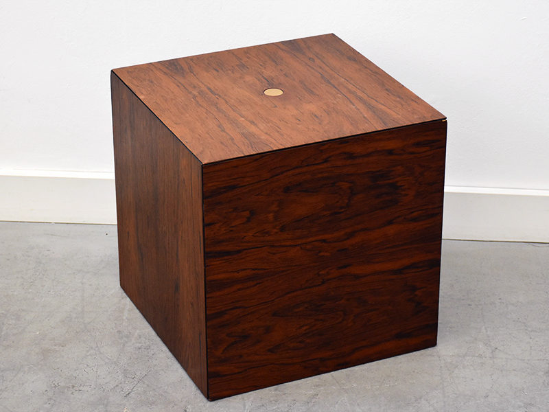 Table basse Magic Puzzle Cube, Poul Norreklit, Pedersen